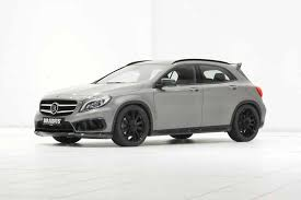 mercedes amg black rims brabus mercedes gla amg fitted with stealth black wheels