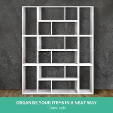 diy display cube l shelf sidetable cabinet storage corner ladder