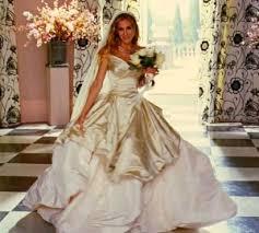 vivienne westwood wedding dress carrie bradshaw in vivienne westwood maggie semple