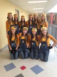 Girls Minion Halloween Costume 25 Minion Costumes Ideas Diy Minion Costume
