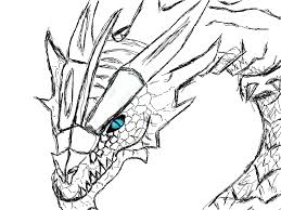 skyrim dragon metal head deviantart