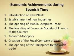 philippine history social status during era last years of sp