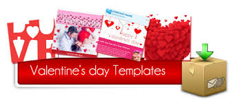 enjoy 4 brand new responsive valentine u0027s day templates sendblaster