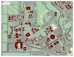 Utah State Campus Map by The University Of Utah Maplets