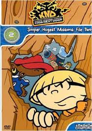 codename kids door sooper hugest missions file dvd