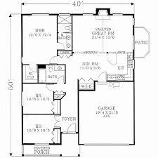 8 x 16 house plans homepeek 1400 sq ft house plans 4 bedrooms best of 50 square foot 2 bedroom