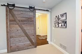 Barn Door Ideas For Bathroom Extraordinary Interior Sliding Barn Doors For Sale Decorating