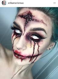 best 25 horror makeup ideas on pinterest creepy makeup crazy