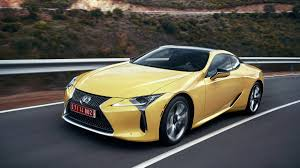 2018 lexus rc f review 2018 lexus lc500 and lc500h review with price horsepower and