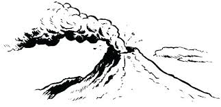 coloring pages volcano coloring pages of volcanoes volcano coloring pages volcano coloring