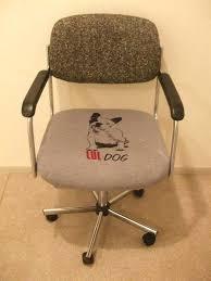 housse chaise de bureau housse chaise de bureau housse chaise bureau chien gentil
