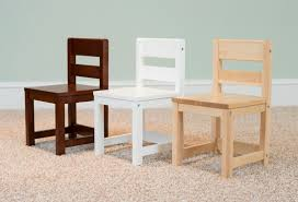 make life more interesting with wooden chairs for kids home decor