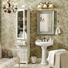 shabby chic bathroom furniture undermount sink brown laminated