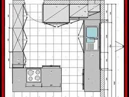 2018 design a kitchen layout plan tutorial youtube