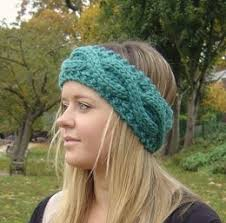 knitted headbands headband knitting patterns loveknitting