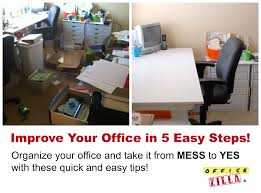Office Organization Ideas 5 Office Organization Tips And A Giveaway The Officezilla Blog