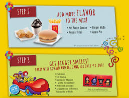 mcdonald u0027s birthday party packages metro manila philippines