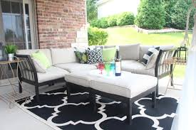 Target Patio Furniture Cushions - decorating cozy blue target outdoor rugs with white patio