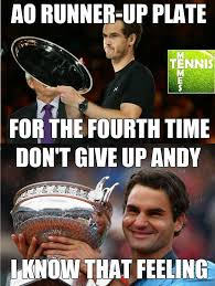 Andy Murray Meme - tennis memes on twitter roger federer has some advice for andy