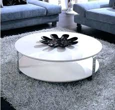 round coffee table and end tables rachpower com wp content uploads 2018 05 round cof