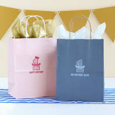 personalized gift bags birthday gift bags personalized birthday
