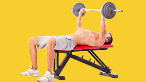 how to bench press the right way gq