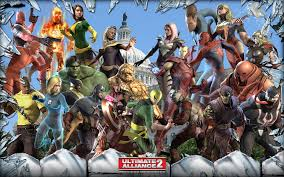 ultimate marvel marvel s ultimate alliance is coming to the big screen