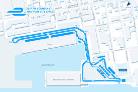 Circuit Of The Americas Map by Formula E Will Race In Brooklyn In 2017 The Verge