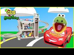 cardboard garage toy cars cars rc