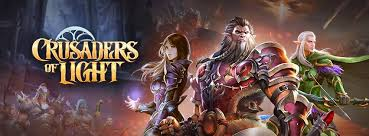 crusaders of light best class crusaders of light soft launch and pre registration kongbakpao