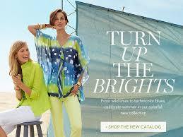 chicos catalog chico s our most colorful new arrivals plus 25 inside