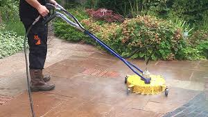Cleaning Patio With Pressure Washer Jet Washing Block Pave Cleaning Driveway Cleaning Driveways