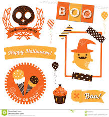 happy halloween clipart halloween clipart stock vector image 45201540