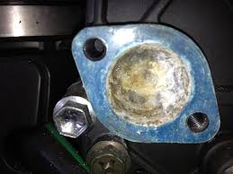 suzuki corroded water jacket page 1 iboats boating forums 635270