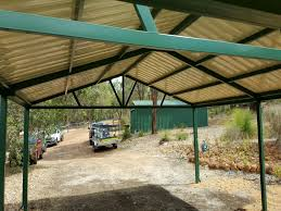 How To Build A Freestanding Patio Roof by Carports Perth Steel Carport Builders Great Aussie Patios