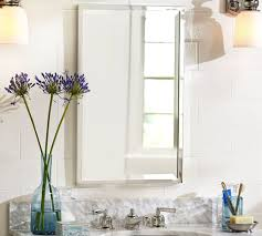 Pottery Barn Mirrors Bathroom by Kensington Recessed Medicine Cabinet Pottery Barn I Like This