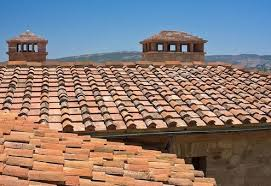 Flat Tile Roof Clay And Concrete Roofing Tiles The Basics Bob Vila