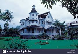 Victoria Houses by A Victorian Style House In Port Of Spain Is One Of The Seven