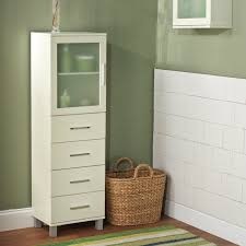 Small Bathroom Storage Cabinets by Bathroom Linen Tower Bathroom Storage Tower White White Linen