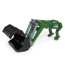bruder farm toys 16th john deere front loader for the 7930 by bruder
