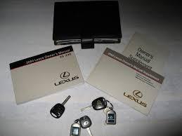 lexus es 330 manual 2004 lexus es330 sport design ltd ed