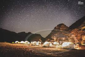 Bubble Tent Bubbletree Luxury Camp One Thousand And One Stars In The Heart Of