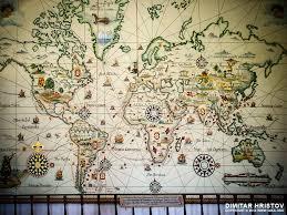 Decorative World Map Beautiful World Map 54ka Photo Blog