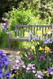 Spring Flower Garden 657 Best Garden U2014benches Swings U0026 Artistic Objects Images On