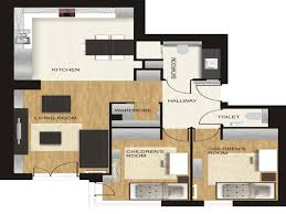 Apartment Designs And Floor Plans by Download Modern Studio Apartment Design Layouts Gen4congress Com