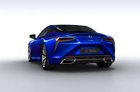 lexus convertible pebble beach edition 2018 lexus lc 500 packs 471 hp goes on sale next may