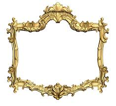 free photo carved gold ornament baguette frame filigreed max pixel
