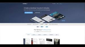 Resume Online Website Create An Online Cv Resume For Your Job Application Youtube