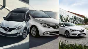 renault cars renault to up its game as kaptur suv megane and symbol sedans