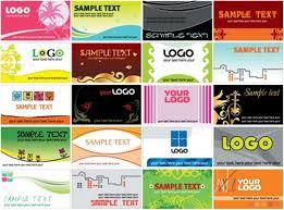 template kartu nama makanan jual dvd template desain kartu nama vol 01 format coreldraw di